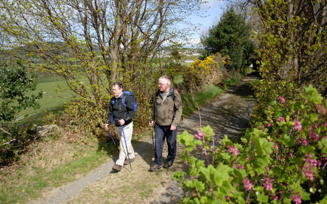 Community Trails in the Mournes and Slieve Croob