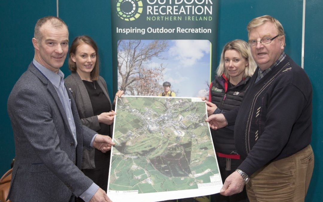 Assessing the value of Ecclesville Forest as a green space